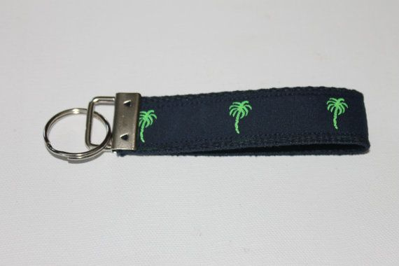 New Items! Preppy key chains. You will never have to lay your keys down again and forget them. Keep your keys handy around your wrist keeping your