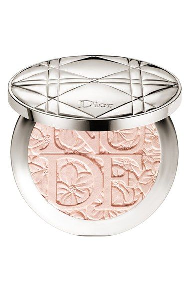 Dior 'Diorskin Nude Air - Glowing Gardens' Illuminating Powder available at #Nordstrom