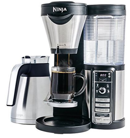 Amazon Deal: Lowest Price Ninja Coffee Bar Brewer System – Today Only - https://couponsdowork.com/2017/amazon-deals/amazon-deal-lowest-price-ninja-coffee-bar-brewer-system-today-only/