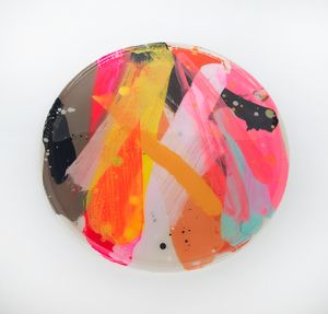 Unique Hand-painted Ceramics by Martinich and Carran found via www.thefoxisblack.com