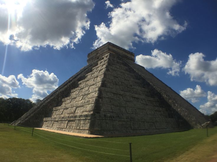 Chichen Itza. Mexico