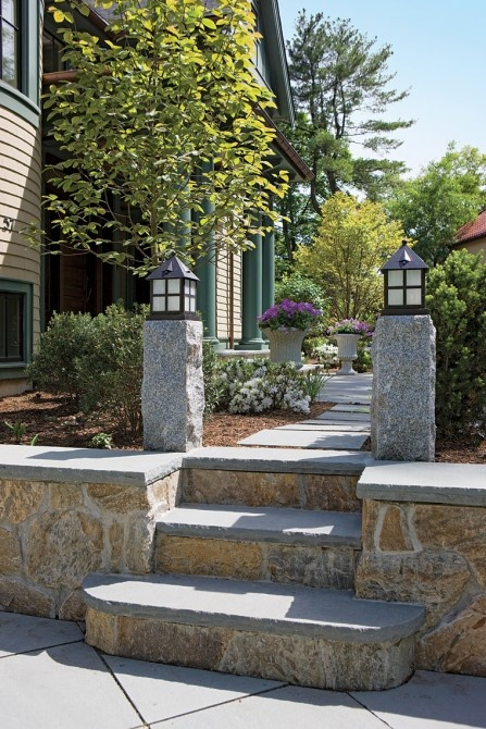 24 Best Images About Front Yard Lighting On Pinterest