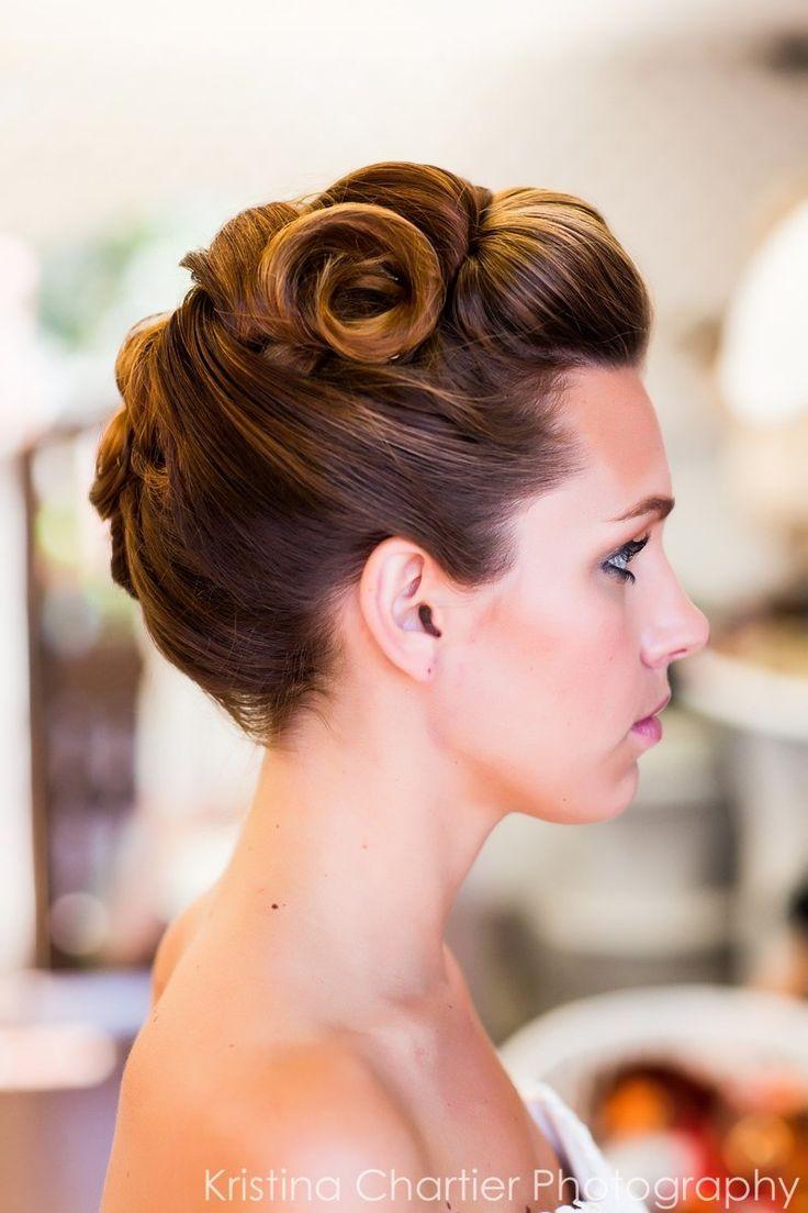 38 best Hair images on Pinterest | Hair dos, Wedding hair and ...