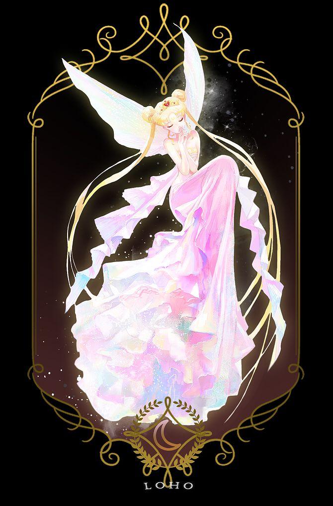 Bishoujo Senshi Sailor Moon, Tsukino Usagi, Neo-Queen Serenity