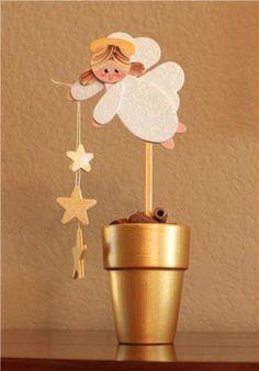 navidad ANGELES decoracion exterior - Buscar con Google