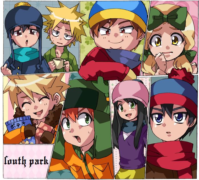 South Park Anime Graphics Code   South Park Anime Comments & Pictures