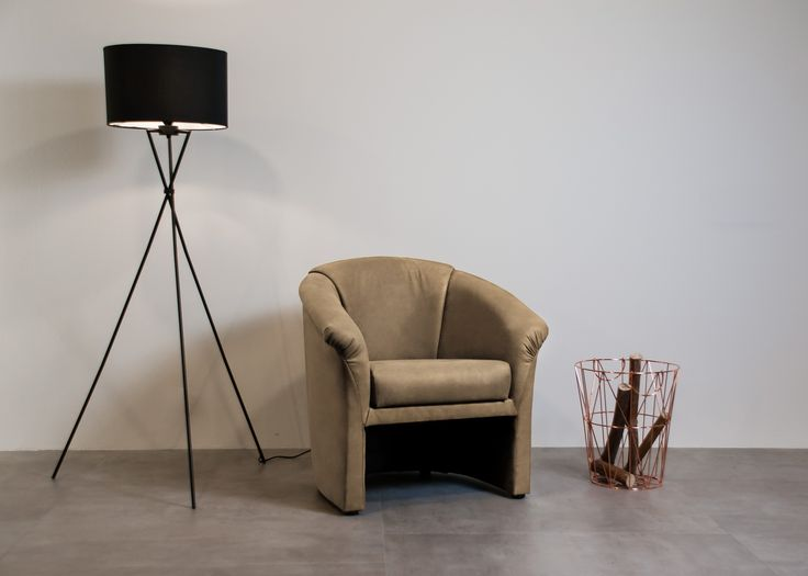 Polstersessel Brüssel Loungesessel Vintage Beige 21520. Buy now at https://www.moebel-wohnbar.de/polstersessel-bruessel-loungesessel-vintage-beige-21520