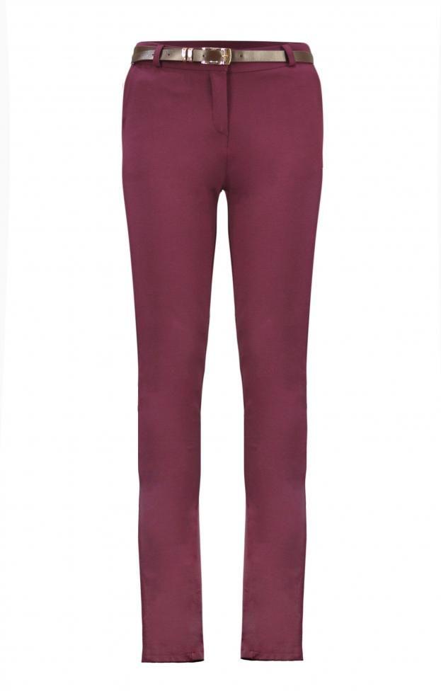 Γυναικείο παντελόνι ποντοστόφα  PANT-4974-bu Παντελόνια -Γυναίκα