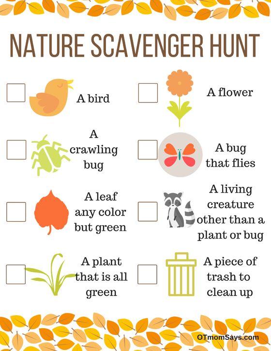 17 best ideas about nature scavenger hunts on pinterest camping scavenger hunts toddler. Black Bedroom Furniture Sets. Home Design Ideas