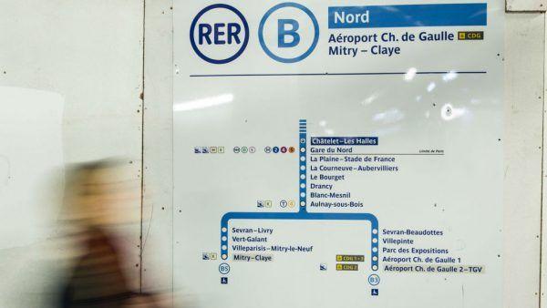 La SNCF confirme le WiFi dans les RER B et D en 2018