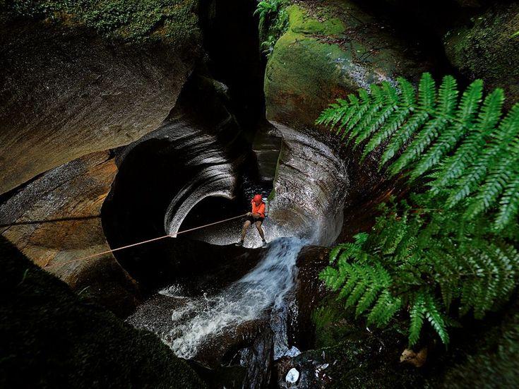 Black Hole of Calcutta, Australia: Black Hole, Bucketlist, Buckets Lists, Blue Mountain Australia, National Geographic, Peter O'Tool, Carsten Peter, Earth, Photo