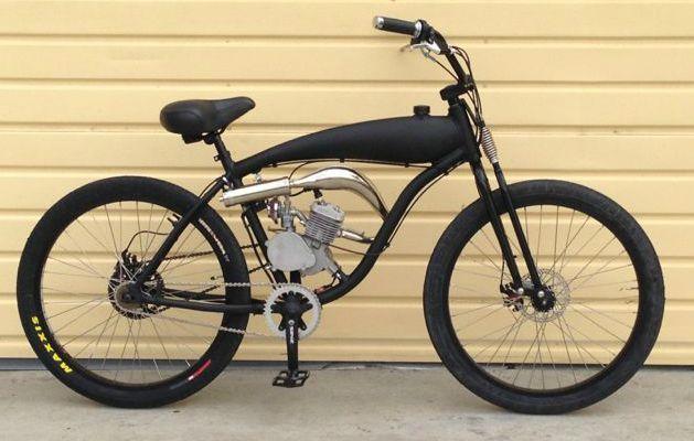 Custom Motorized Bikes Galleryv