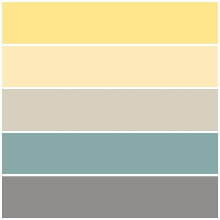 Jim & Sarah's paint colors, Income Property, HGTV