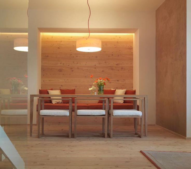michele perlini architettura / appartamento ecologico casaclima, verona