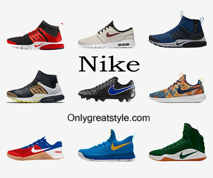 Nike sneakers fall winter 2016 2017 shoes for men