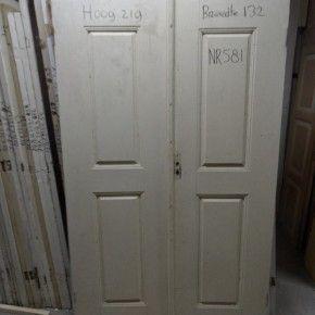 Paneeldeuren Nr. 581