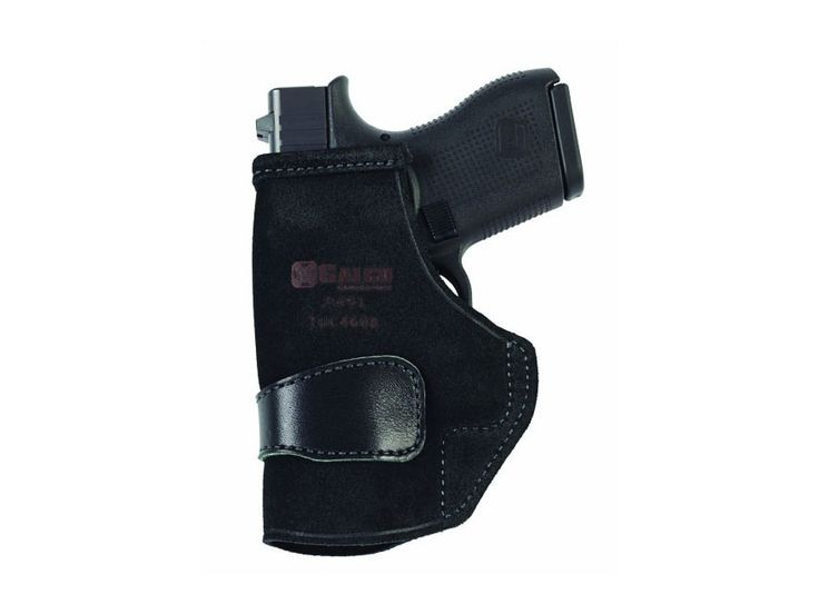 "Product detail of Galco Tuck-N-Go Inside the Waistband Holster Glock 43, Springfield XDS 3.3"" 9mm Luger, 45 ACP Leather"
