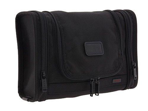 BNWT Authentic Tumi Alpha Travel Hanging Dopp Kit Travel Kit Black 22191 $135 | eBay