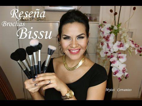 Reseña Brochas Bissu | Opinión y experiencia| Mytzi Cervantes - YouTube