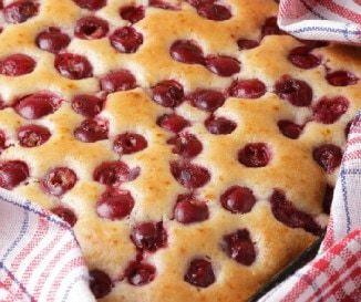 Gyors meggyes kevert sütemény Recept képpel - Mindmegette.hu - Receptek
