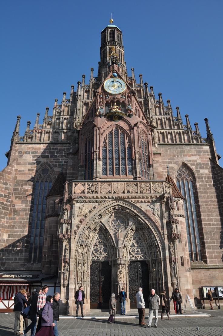 Nuremberg, Frauenkirche