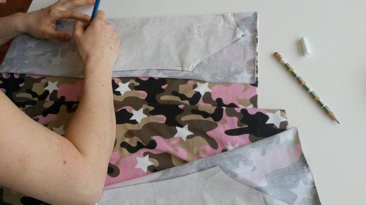 Ako pracovať so strihom - Kreatívne šitie