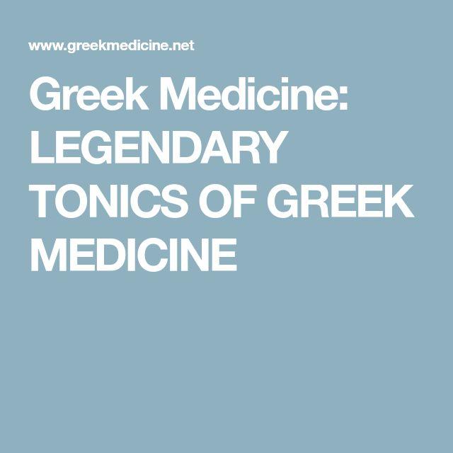 Greek Medicine: LEGENDARY TONICS OF GREEK MEDICINE: Sea Buckthorn, Mumio: Magical Mountain Balsam, Nigella: Black Seed, Fenugreek
