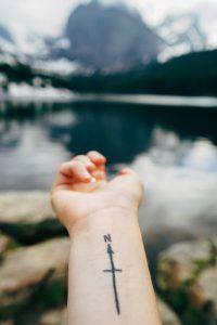 Mit dem Silhouette Tattoo Papier können Sie in kürzester Zeit temporäre Tattoos …,  #dem #d… – DIY Tattoo Vorübergehend Blog