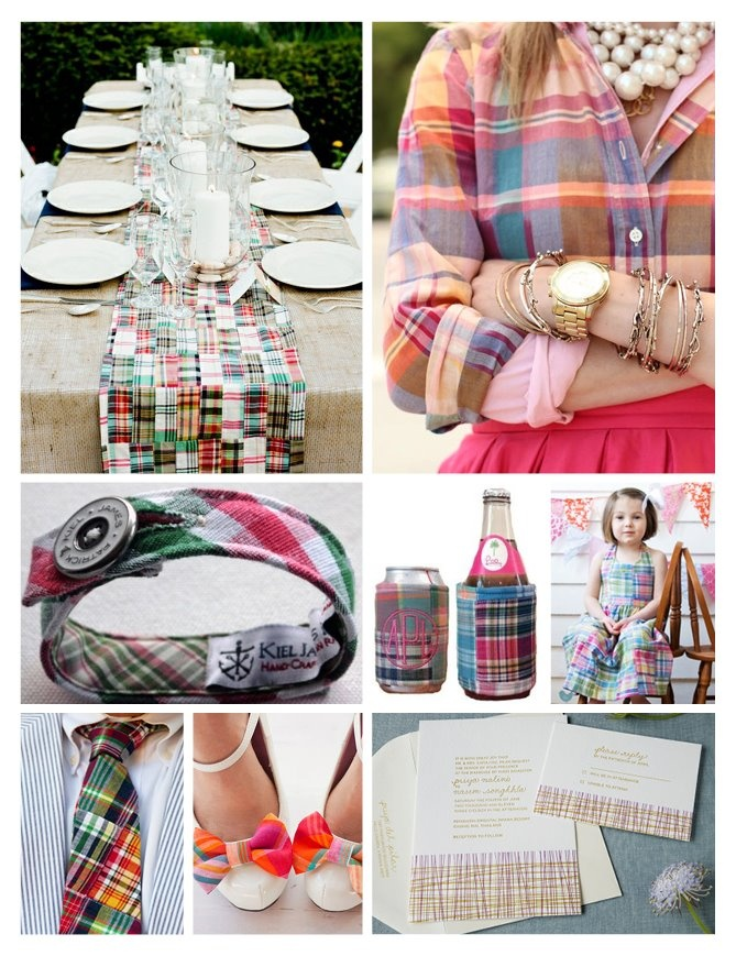 this was my idea today- except i was going to use red, green, black, and blue tartan-  and then this was the 1st pin i saw searching for something completely different!  so crazy.