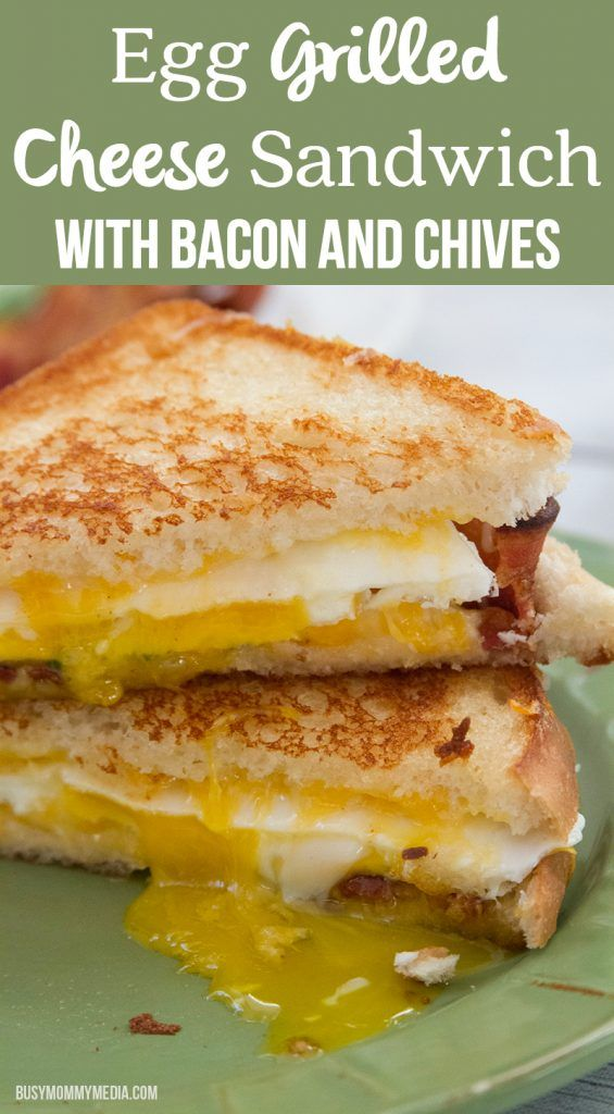 ... yum egg bacon posts dinners forward egg grilled cheese sandwich with