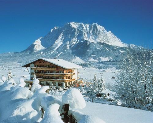 Zugspitze, Bavaria~Germany