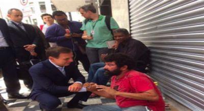 ClickVerdade - Jornal Missão: Doria faz uso indevido da imagem de sem teto, prom...