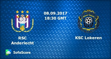 live football streaming free online | Belgium - First Division A | RSC Anderlecht Vs. KSC Lokeren | Livestream | 08-09-2017