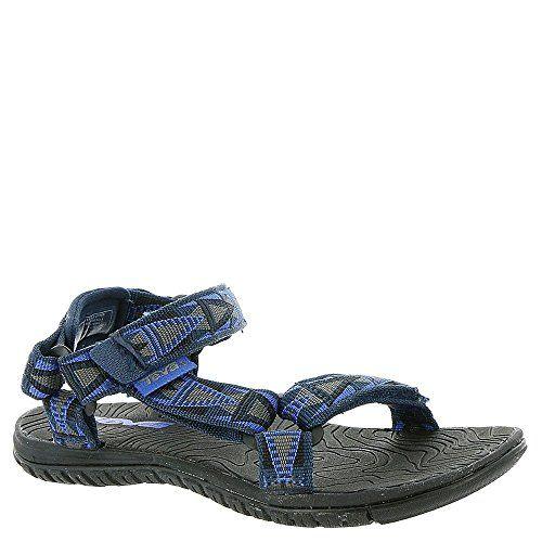 Boy's Teva, Hurricane 3 Sandal GRAY BLUE 7 M - http://all-shoes-online.com/teva/7-big-kid-m-teva-hurricane-3-sport-sandal-toddler