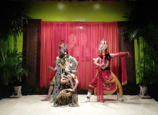 Mask Dance: Tracing back from historical side, Malang's Mask Dance is an ancient dance that maybe older than the city ...