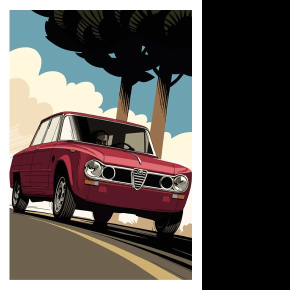 Alfa Giulia Super (With Images)