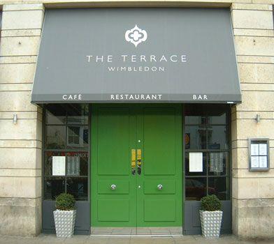 The Terrace, gluten-free Thai restaurant in Wimbledon.