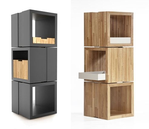 Best Meuble Modulable Images On Pinterest Furniture Modular - Design your own furniture with tetran eco friendly modular cubes