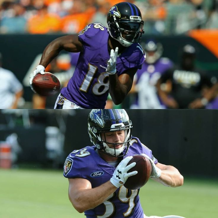 Ravens likely to cut both Jeremy Maclin and Danny Woodhead. Both are reportedly in serious jeopardy, as the Ravens look to clear up cap space. Neither has been officially cut, but both are likely to be gone as cap casulaties.