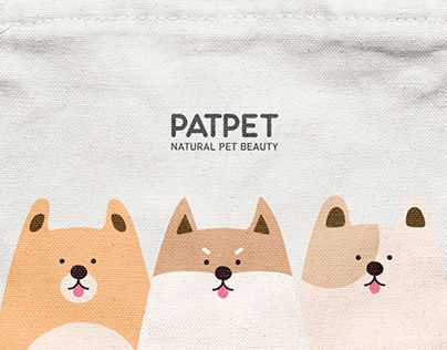 """Check out new work on my @Behance portfolio: """"PATPET Brand Experience Design"""" http://be.net/gallery/50750831/PATPET-Brand-Experience-Design"""