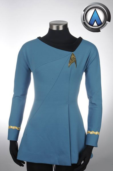 Star Trek First Look: Anovos Unveils New Costume Replicas