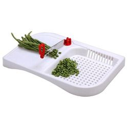 Lotus sinks has made distinguished manufacturers and suppliers of kitchen chopping board and we are prominent chopping board exporters and traders company in India.