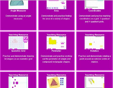TeacherLED Interactive Whiteboard Resources For Teachers