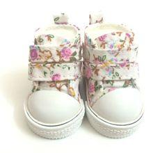 5 CM Mini Speelgoed Canvas Schoenen 1/6 BJD Pop Schoenen voor Poppen, Mode Causale Sneaker Schoenen Pop Laarzen Poppen Accessoires 6 Pairs/Lot(China (Mainland))
