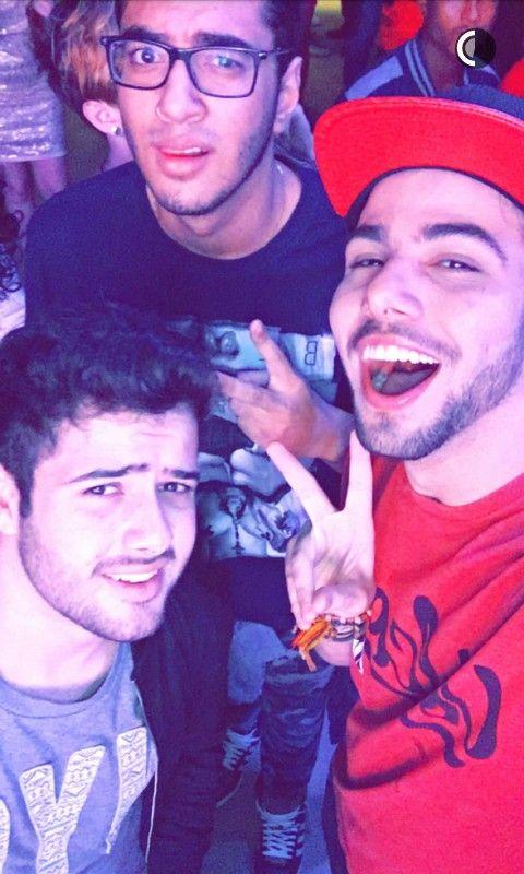 T3dy, Faelzinho da Pegada e Daniel Molo