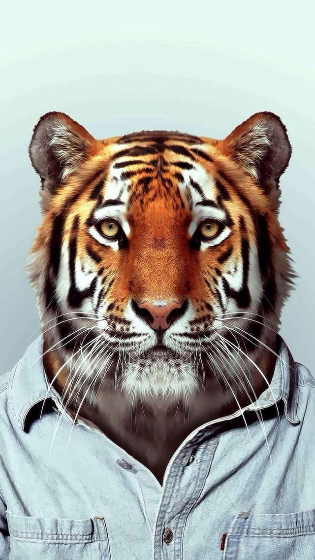 tiger therian