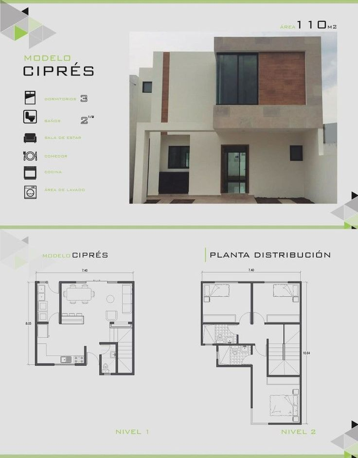 1930 best floor plans images on pinterest house design for Modelos de mini apartamentos