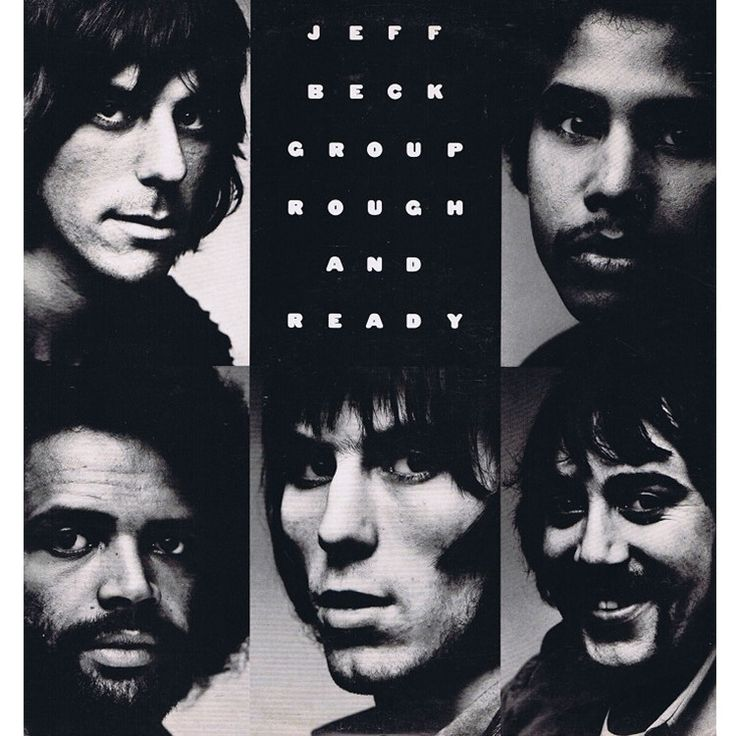 Jeff Beck Group - Rough And Ready 180g Import LP