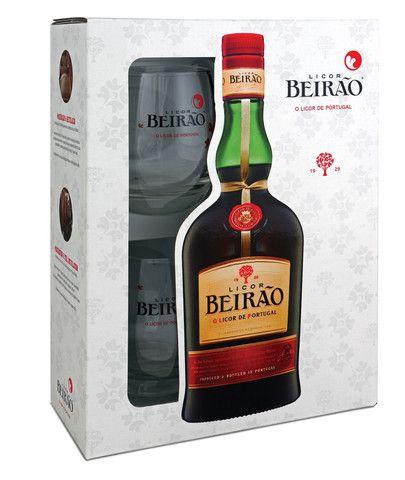 Licor Beirão com oferta de copos. Natal 2015. #licorbeirao #beirao #copo #natal #prendas