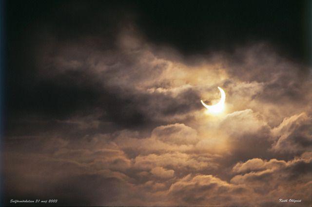 Solförmörkelse 2003